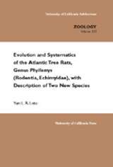 Evolution and Systematics of the Atlantic Tree Rats, Genus Phyllomys (Rodentia, Echimyidae), With Description of Two New Species