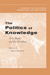 The Politics of Knowledge by David Szanton