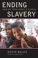 Ending Slavery cover
