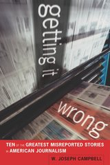 Getting it Wrong cover image