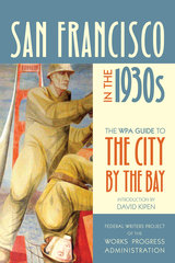 San Francisco in the 1930s cover image