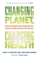 Changing Planet, Changing Health cover image