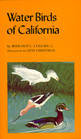 Water Birds of California by Howard L. Cogswell