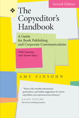 The Copyeditor's Handbook cover image