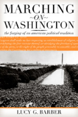 Marching on Washington by Lucy G. Barber