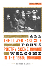 All Poets Welcome by Daniel Kane