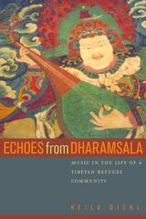 Echoes from Dharamsala by Keila Diehl