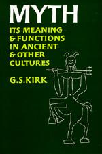 Myth by G. S. Kirk