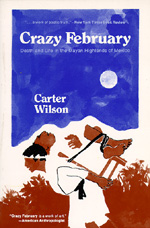 Crazy February by Carter Wilson