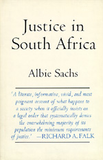 Justice in South Africa by Albie Sachs
