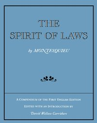 The Spirit of Laws by Montesquieu