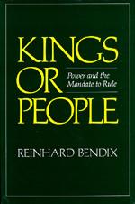 Kings or People by Reinhard Bendix