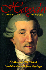 Haydn by Karl Geiringer