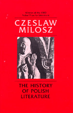 The History of Polish Literature, Updated edition by Czeslaw Milosz