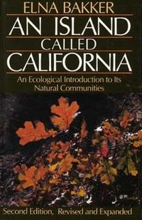 An Island Called California by Elna Bakker, Gordy Slack