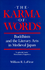 The Karma of Words by William R. LaFleur