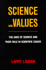 Science and Values by Larry Laudan