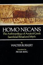 Homo Necans by Walter Burkert