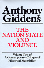 The Nation-State and Violence by Anthony Giddens