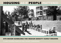 Housing As If People Mattered by Clare Cooper Marcus, Wendy Sarkissian