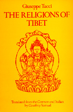 The Religions of Tibet by Giuseppe Tucci