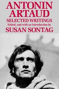 Antonin Artaud by Antonin Artaud, Susan Sontag