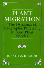 Plant Migration by Jonathan D. Sauer