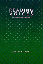 Reading Voices by Garrett Stewart