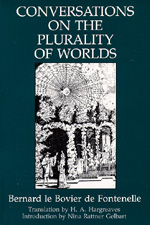 Conversations on the Plurality of Worlds by Bernard le Bovier de Fontenelle