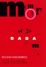 Memoirs of a Dada Drummer by Richard Huelsenbeck, Hans J. Kleinschmidt