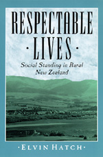 Respectable Lives by Elvin Hatch