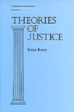 Theories of Justice by Brian Barry