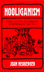 Hooliganism by Joan Neuberger