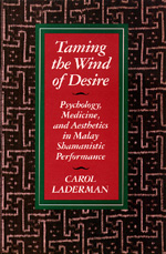 Taming the Wind of Desire by Carol Laderman