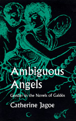 Ambiguous Angels by Catherine Jagoe