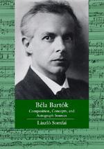 Bela Bartok by László Somfai
