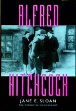 Alfred Hitchcock by Jane E. Sloan