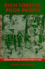 Rich Forests, Poor People by Nancy Lee Peluso