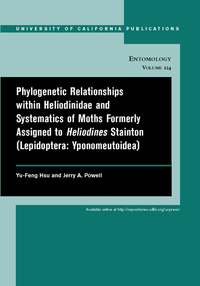 Phylogenetic Relationships within Heliodinidae and Systematics of Moths Formerly Assigned to Heliodines Stainton (Lepidoptera: Yponomeutoidea)