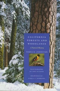 California Forests and Woodlands by Verna R. Johnston
