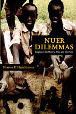 Nuer Dilemmas by Sharon E. Hutchinson