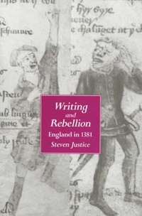 Writing and Rebellion by Steven Justice