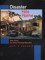 Disaster Hits Home by Mary C. Comerio