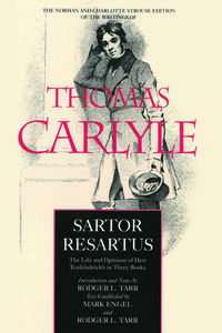 Sartor Resartus by Thomas Carlyle, Mark Engel