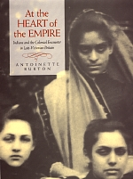 At the Heart of the Empire by Antoinette Burton