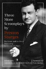 Three More Screenplays by Preston Sturges by Preston Sturges, Andrew Horton