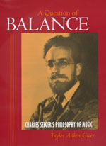 A Question of Balance by Taylor Aitken Greer