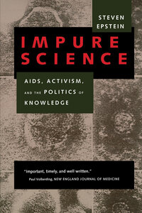 Impure Science by Steven Epstein