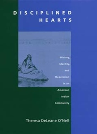 Disciplined Hearts by Theresa DeLeane O'Nell