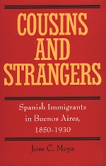 Cousins and Strangers by Jose C. Moya
